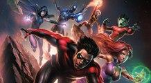 Teen Titans The Judas Contract 2017 ทีนไททั่นส์ Part1