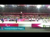 Katie Holloway - Goalball Experience, Paralympics 2012