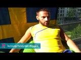 Fatimir Seremeti - Sweden Goalball result summary, Paralympics 2012