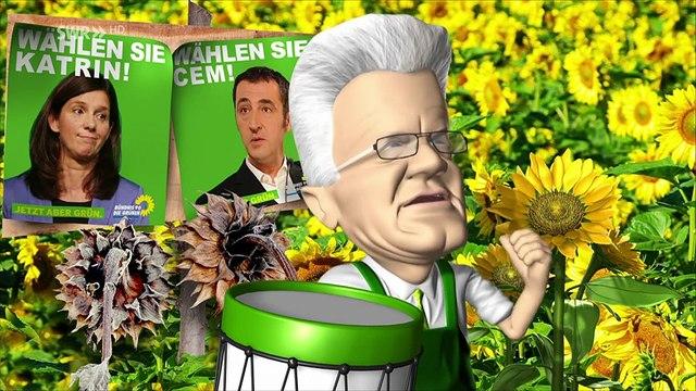 Im grünen Tief