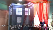 Doctor Who TARDIS Materialisation & Dematerialisation Compilation (2005-2015)