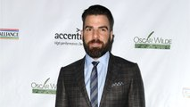 Zachary Quinto Mourns Dog