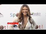 Nia Peeples | 3rd Annual Saving SPOT! Dog Rescue Benefit | Red Carpet