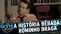 """Drunk History: """"Santos Dumont x Princesa Isabel"""" por Rominho Braga   The Noite (20/04/17)"""