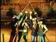 DAnime : Sous le signe des mousquetaires (Partie 01) Présentation du dessin animé