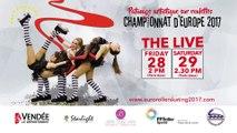 Championnat d'Europe 2017 de patinage artistique sur roulette