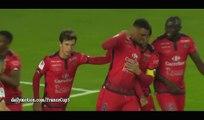 Cedric Hountondji Goal HD - Sochaux 1-1 GFC Ajaccio - 21.04.2017