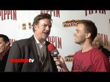 Christopher McDonald Interview | PIPPIN Los Angeles Premiere | Red Carpet