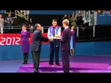 Table Tennis - Men's Singles Class 7 - Medal Ceremony - London 2012 Paralympic Games
