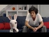 Les Lapins Crétins Kinect - Trailer #1