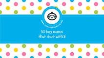 50 boy names that start with N - the best baby names - www.namesoftheworld.net