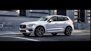 Giá xe Volvo XC60 phiên bản mới là bao nhi�