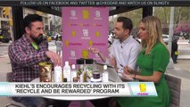 Kiehl's Goes Above and Beyond for Earth Day | Cheddar