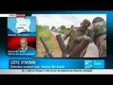 Entretien de France 24 avec Charles Blé Goudé