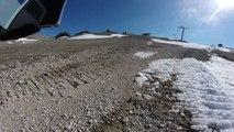 Seconde randonnée sur le massif du Vercors ce jeudi 20 avril 2017 on a fait 1920 m vidéo 5