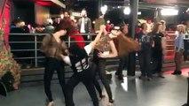 Every Body Dance Now Kwok One Auditie warm up RTL4