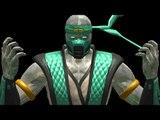 Mortal Kombat Project Chameleon sendo todos os ninjas!