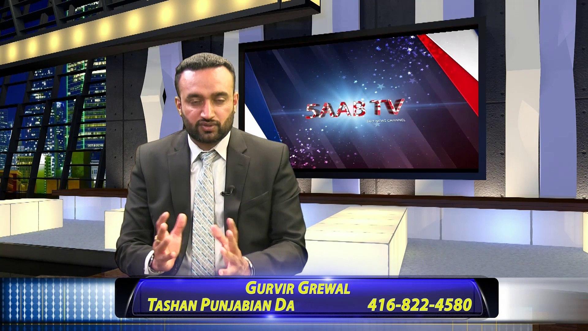 Tashan Punjabian Da With Gurvir Grewal Epi-35 Part-B