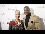 Terry Crews & Rebecca King-Crews | 2014 Eva Longoria Foundation Dinner | Red Carpet
