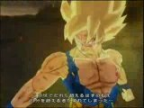 dragon ball : mode story : Freezer contre Sangoku super saya