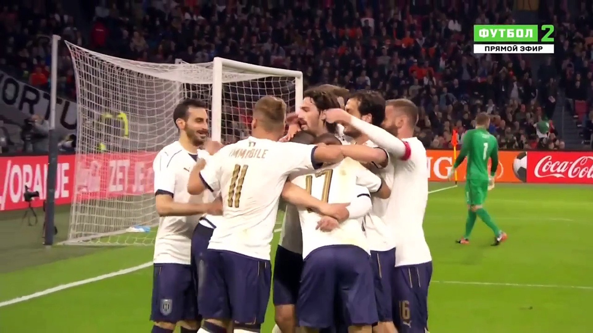 Leonardo Bonucci vs Netherlands (Away) Friendly 28 3 2017 HD by HaiNam Football