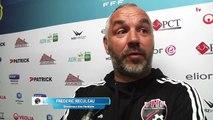 Interview d'Eric Chelle pour Marseille Consolat