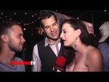 Rachel Reilly & Brandon Villegas Interview | Big Brother 16 Finale Party | Red Carpet