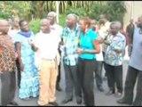 Video de Laurent Gbagbo et ses proches montrée sur la RTI à 20h34 le jeudi 31 Mars 2011