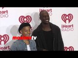 Nico and Vinz | 2014 iHeartRadio Music Festival | Red Carpet