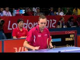 Table Tennis - CHN vs NOR - Men's Singles - Class 5 Gold Medal Match - London 2012 Paralympic Games