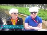 Samsung Blogger - Part of Swedish Womens Goalball Team, Paralympics 2012