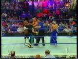 Rey Mysterio & Rob Van Dam vs Eddie Guerrero & Booker T ITA