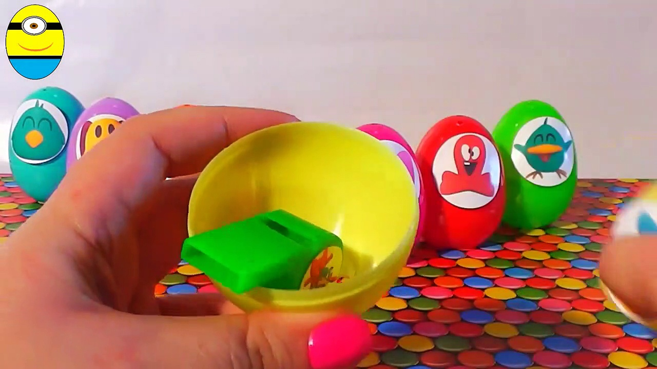 Surprise eggs unboxing toys eggs surprise