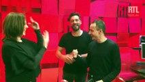 """La danse de Titoff dans le Studio 4 sur """"Coeur de Loup"""""""