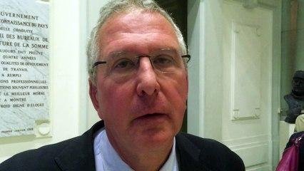 Olivier Jardé, appelle à faire barrage au FN