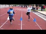 Animation Athlétisme Villejuif le 22/04/2017 30m/30m Haies éveils garçons