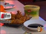 Yeewu Leen - 17 Mars 2015 - Cuisine avec Alphie, Recettes de beignets de crevettes