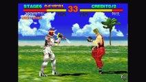 Tekken - Yoshimitsu + No Continues + Ganryu + Heihachi + Credits
