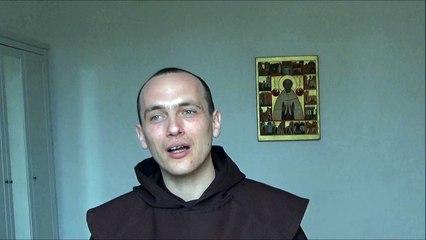 Le Carmel: 3 mots-3 mins (n°3) - Fr. Nicolas-Joseph