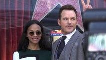 Hollywood, stella sulla Walk of Fame per il 37enne Chris Pratt