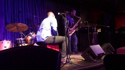 David Murray & Kahil El'Zabar LIVE at Remix Lounge Toronto