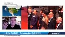 TV5 Monde,le journal - Mardi 31 Janvier 2017