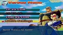 Familia de Goku vs Familia de Freezer-Dragon Ball Z Budokai Tenkaichi 3 Versión! Latino Wii Batallas