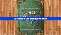 Popular Book  Bored of the Rings: A Parody of J.R.R. Tolkein s the Lord of the Rings  For Trial
