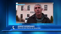 Hautes-Alpes : Un cycliste trouve la mort  au sud de Briançon après une collision avec un motard .