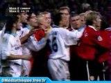 Olympique de Marseille - OM - Manchester 2000