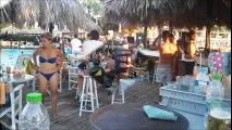 Ρακέτα στο Coco Club - Χαλκίδα Εύβοια 2016   greek beach racket Xalkida Evia