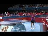 Table Tennis - UKR vs GER - Women's Singles - Class 6 Semi final - London 2012 Paralympic Games