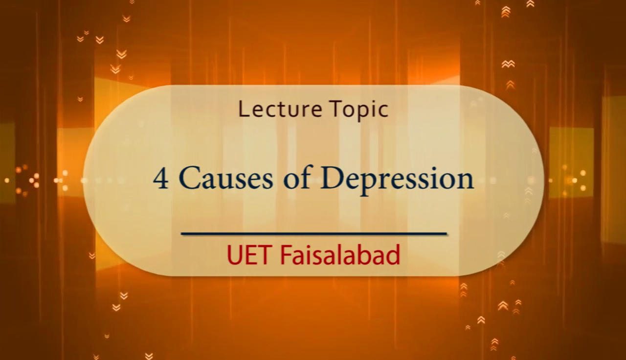 Four (4) Causes of Depression – Motivational Video by Qasim Ali Shah