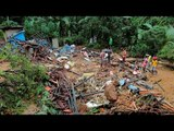 Sri Lanka landslide: 150 people trapped under mud and rubble, hope of rescue fades